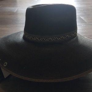 Black Lifeguard Style Hat